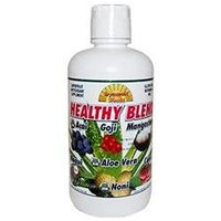 Dynamic Health Laboratories, Inc. Healthy Blend Juice, 32 fl oz (946 ml)