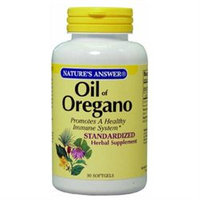 tures Answer Oil Of Oregano 90 Softgels from Nature's Answer