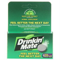 Drinkin' Mate Feel Better the Next Day Tablets