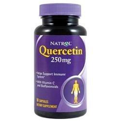 Natrol 0650440 Quercetin - 500 mg - 50 Capsules