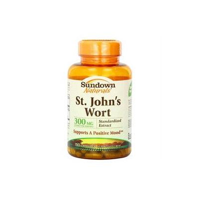 Sundown Vitamin C & E Sundown Naturals St. John's Wort - 300 mg - 150 Capsules