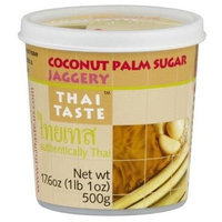 Thai Taste, Sugar Ntrl Coconut Palm, 17.6 OZ (Pack of 6)