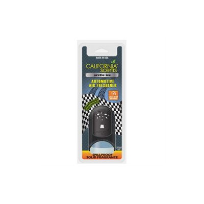 Calfornia Scents California Scents VCP-42056PK Arctic Ice Vent Clip Palms Car Air Freshener