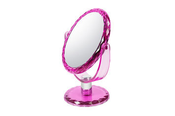 Bh Cosmetics Jewel Magnifying Makeup Mirror-Pink