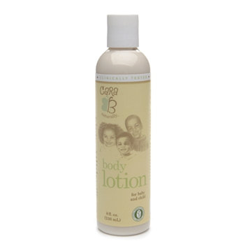 CARA B Naturally Body Lotion for Baby and Child