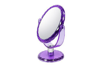 Bh Cosmetics Jewel Magnifying Makeup Mirror-Purple
