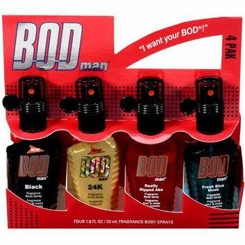 Bod Man Fragrance Body