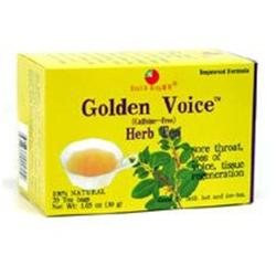Health King - Golden Voice Herb Tea - 20 Tea Bags