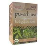 Uncle Lees Tea 0640276 Imperial Organic Pu-Erh Tea - 18 Tea Bags