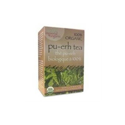 Uncle Lees Tea 0640276 Imperial Organic Pu-Erh Tea - 18 Tea Bags
