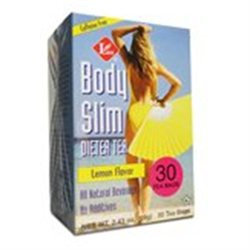 Uncle Lees Tea 0112813 Body Slim Dieter Tea Lemon - 30 Tea Bags