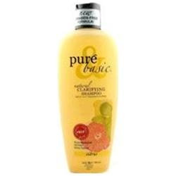 Pure & Basic Clarifying Shampoo Citrus - 12 fl oz