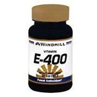 Vitamin E-400 IU, 90 Softgels, Windmill Health Products