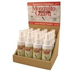 Botanical Solutions Mosquito Guard Spray Repellant - 4 fl oz