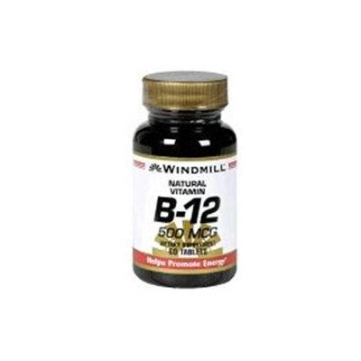 Windmill Natural Vitamin B-12 500 mcg