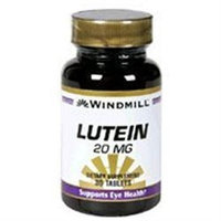 Windmill Lutein 20mg Tablets To Support Eye Health - 30 Ea