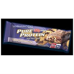Worldwide Sport Nutrition - Pure Protein Bar Chewy Chocolate Chip - 2.75 oz.