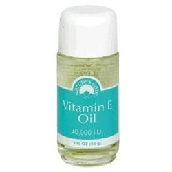 Nature's Gate - Vitamin E Oil 40000 IU - 2 oz.