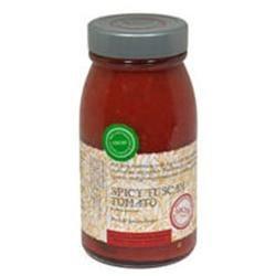 Lucini Italia 23542 Spicy Tuscan Pasta Sauce