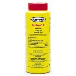 Durvet Prozap Insectrin Shaker Fly Tick Dust 2 Lb