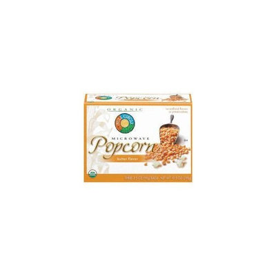 Full Circle Butter Microwave Popcorn (Case of 12)