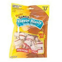 United Pet Group Dingo Flavor Blasts - Bacon - Mini - 2.5