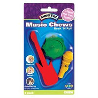 Super Pet Small Animal Rock-N-Roll Chew 3 Pack