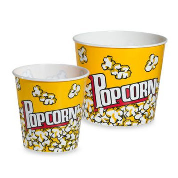 Wabash Valley Farms 44048 Jumbo Popcorn Tub- Plastic