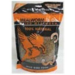 Unipet Usa Dried Mealworm To Go Wild Bird Food