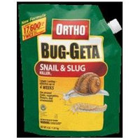Scott's Ortho 4.25# Bug Geta Snail and Slug Killer Box