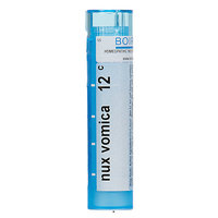 Boiron - Nux Vomica 12 C Md, 75 pellets