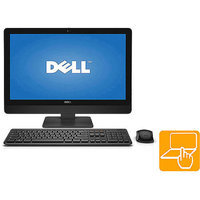 Dell Black Inspiron 5348 All-In-One Desktop PC with Intel Core i5-4440S Processor, 8GB Memory, 23