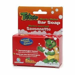 Treehouse Natural Bar Soap