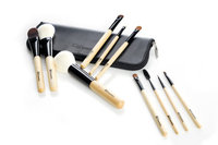 BH Cosmetics Deluxe Makeup Brush Set 10 pcs