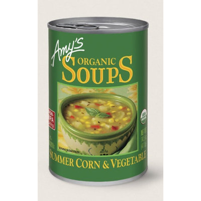 Amy's Kitchen Organic Summer Corn & Vegetable Soup