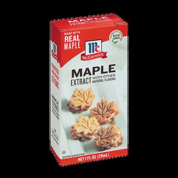 McCormick® Maple Extract