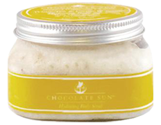 Chocolate Sun Citrus & White Tea Body Scrub