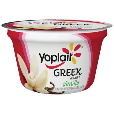 Yoplait® Greek Blended Vanilla Fat Free Yogurt