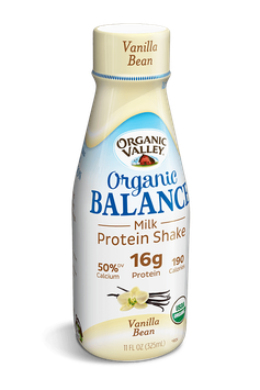 Organic Valley® Vanilla Bean Organic Balance Protein Shake