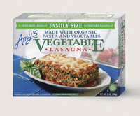 Amy's Kitchen Vegetable Lasagna Family Size