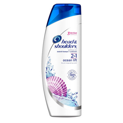 Head & Shoulders Ocean Lift 2-in-1 Anti-Dandruff Shampoo + Conditioner