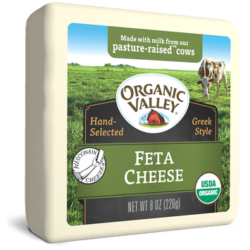 Organic Valley® Feta Cheese