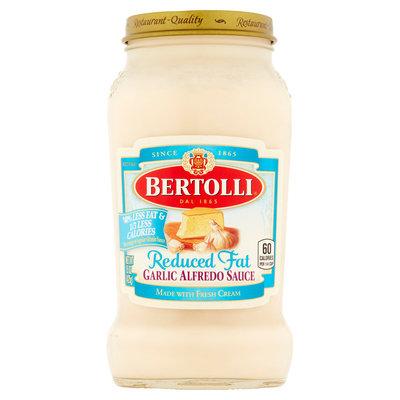 Bertolli® Reduced Fat Light Garlic Alfredo Sauce