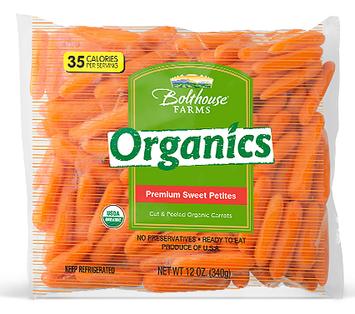 Bolthouse Farms Organics Sweet Petites