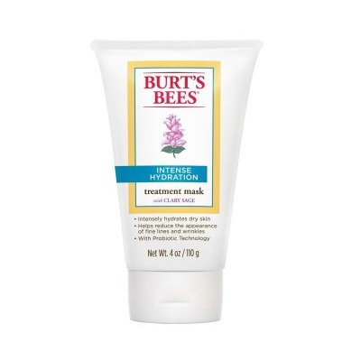 Burt's Bees Face Care Intense Hydration Treatment Mask