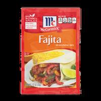 McCormick® Fajitas Seasoning Mix