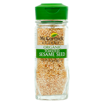 McCormick Gourmet™ Organic Sesame Seed, Toasted