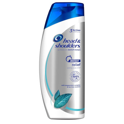 Head & Shoulders Instant Relief Dandruff Shampoo