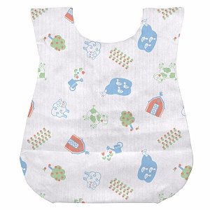 green sprouts Disposable Pocket Bibs