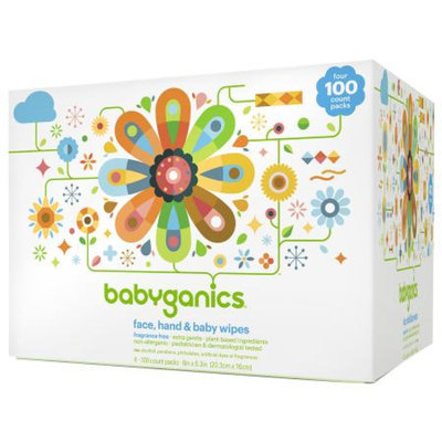 BabyGanics Thick n' Klean Extra Gentle Baby Wipes
